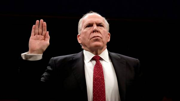 Ex-CIA boss Brennan says won't be scared into silence after Trump slap