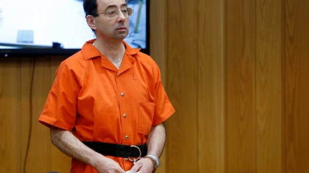 Gymnastics - Ross and Kocian add names to Nassar victims list