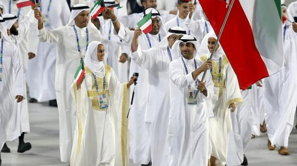 Olympics - IOC provisionally lifts Kuwait ban two days ahead of Asian Games