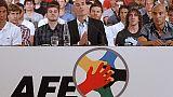 Spagna: sindacato contro match negli Usa