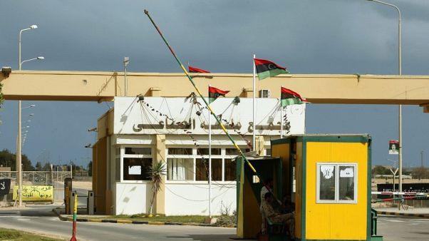 المؤسسة الوطنية للنفط في ليبيا: إخماد حريق في خط أنابيب الغاز الوفاء-مليته
