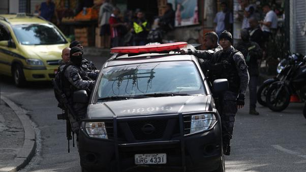 Murders, killings by cops rise in Rio de Janeiro, 6 months into intervention