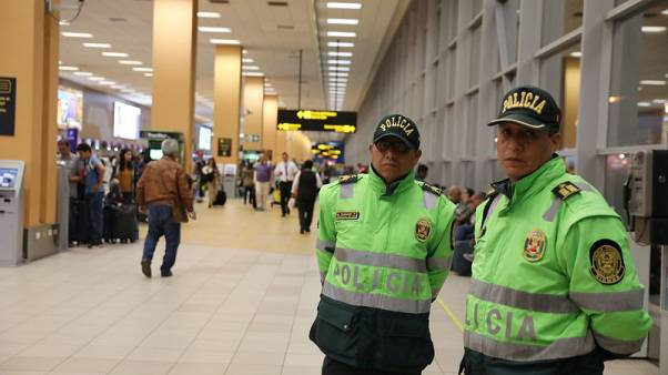 Nine planes grounded by bomb threats in South America - Chilean authorities
