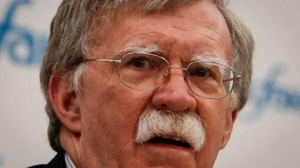 مسؤول: بولتون سيبحث مع نظيره الروسي الحد من التسلح وإيران وسوريا