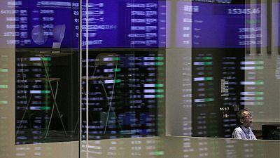 Asian shares gain on U.S.-China trade talks, lira recovers