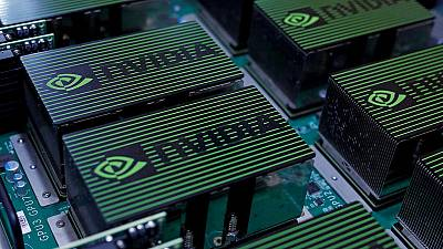 As Nvidia expands in artificial intelligence, Intel defends turf