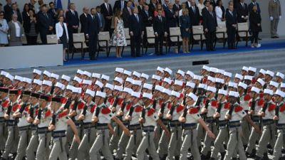 Critiqué pour son coût, le défilé militaire voulu par Trump est repoussé