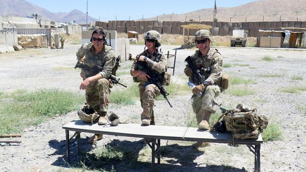 New U.S. training unit in Afghanistan faces old problems