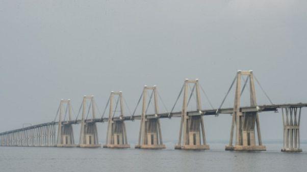 Au Venezuela, un autre pont Morandi suscite la crainte
