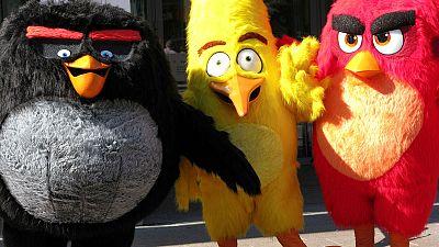 Angry Birds maker Rovio posts sharply lower quarterly profit