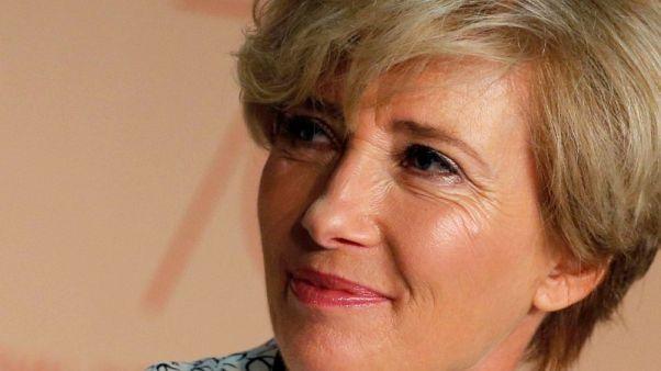 إيما تومسون تريد مزيدا من الأدوار السينمائية للنساء الأكبر سنا