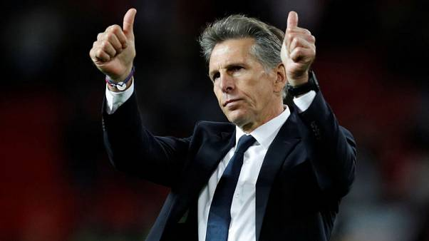 Manager Puel unfazed by reports of Leicester exit