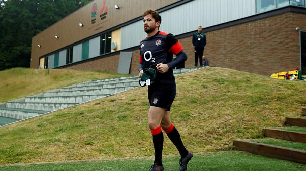 England's Cipriani 'hugely regrets' nightclub incident