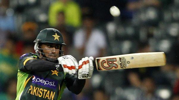 Pakistan ban batsman Jamshed for 10 years for corruption