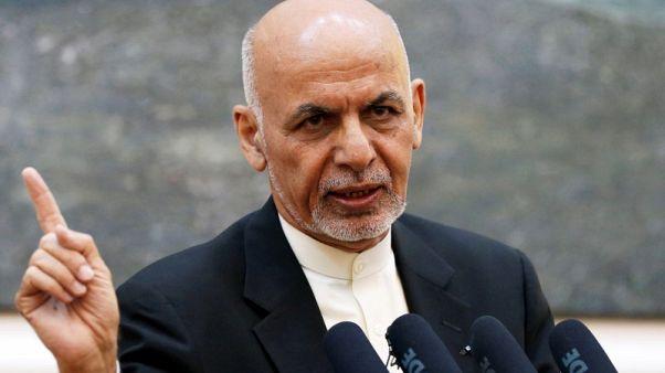الرئيس الأفغاني يهنئ القوات المسلحة على الانتصار في غزنة
