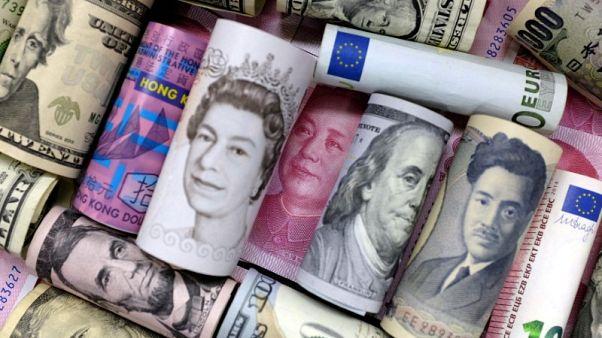 اليورو يرتفع مع هدوء التوترات في السوق ترقبا لمباحثات بين أمريكا والصين