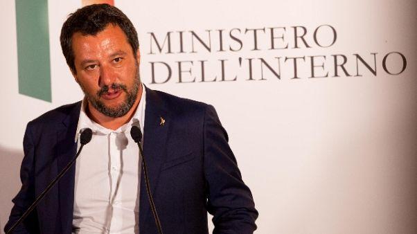 Furto a casa dei genitori di Salvini
