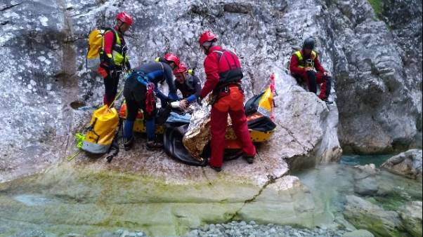 Montagna: salvato austriaco ferito