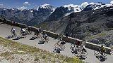 Passo Stelvio riservato ai ciclisti