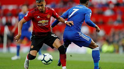 Pereira credits loan moves for improvement at Man United