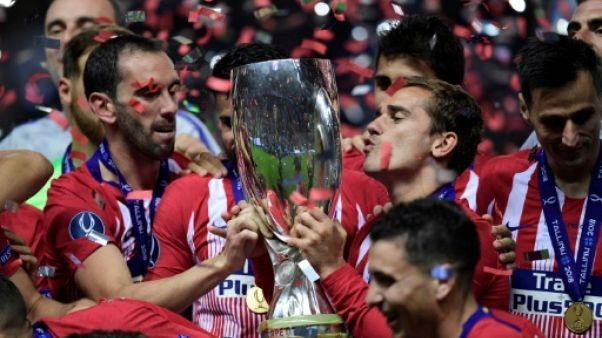 TPO: la Fifa inflige une amende à l'Atletico Madrid
