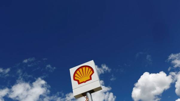 Shell oil traders trade one Caribbean paradise for another