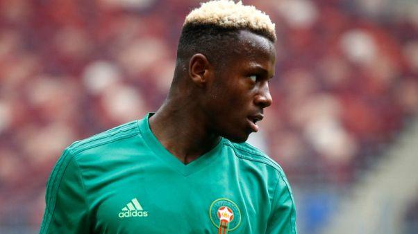 Schalke sign Morocco left back Mendyl on five-year deal