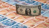 بيانات: تركيا تسدد سندات بقيمة 3.8 مليار دولار في أكتوبر وهبوط الليرة يرفع التكلفة