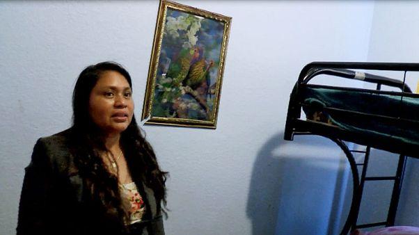 How a mother's tough choice gave her son a potential U.S. asylum advantage
