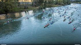 Canoa: il 21 ottobre l'Adigemarathon