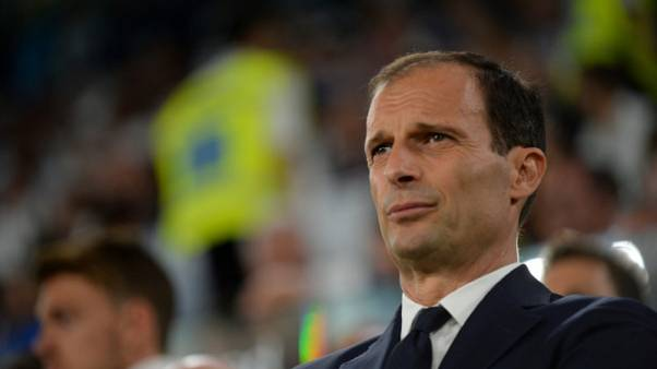 Juventus coach Allegri still trying to fit the pieces together