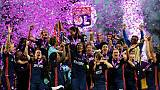 Ligue des champions dames: tirage clément pour le tenant lyonnais et le PSG