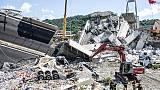 Crollo ponte: la Lega Pro si ferma