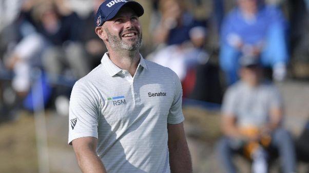 Golf: Nordea Masters, derby britannico