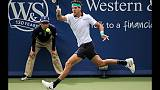 Cincinnati: Djokovic e Del Potro avanti