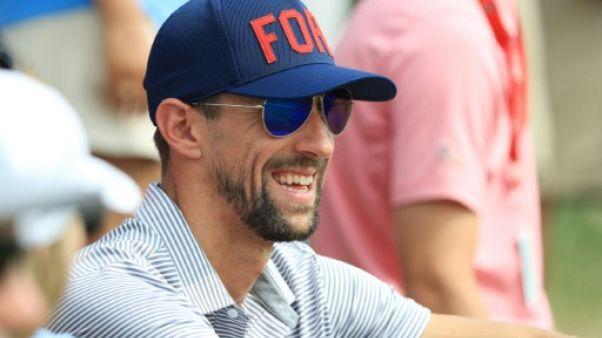 Michael Phelps veut aider les personnes victimes de dépression comme lui