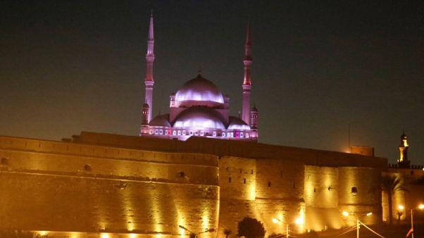 قلعة صلاح الدين بالقاهرة تودع الدورة 27 لمهرجان الموسيقى والغناء