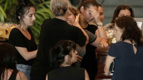 Funérailles d'Etat à Gênes après l'effondrement du pont