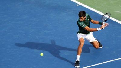 Tennis: Djokovic toujours en course à Cincinnati, Federer s'en sort