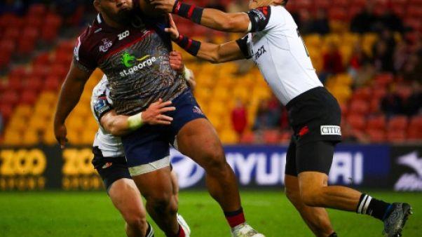 Rugby Championship: l'Australie devra se passer de Tupou face aux All Blacks