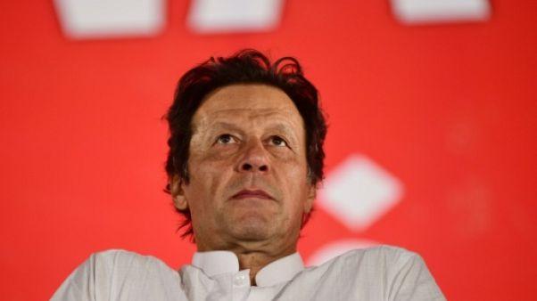 Pakistan: Imran Khan, ex-star du cricket désormais Premier ministre