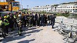 Genova saluta le vittime