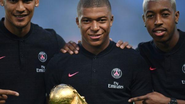 Paris-SG: Mbappé, les nouveaux défis de la nouvelle star