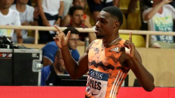 Athlétisme: Lyles et Hughes pour briller sur 100 m à Birmingham
