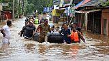 كيرالا الهندية تنتظر المزيد من الأمطار مع تزايد عدد ضحايا الفيضانات