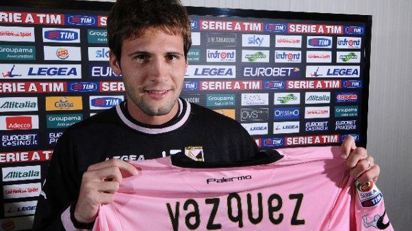 Vazquez 'rinnega' Italia, sono argentino