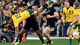 Rugby Championship: la Nouvelle-Zélande déjà sur son nuage face à l'Australie