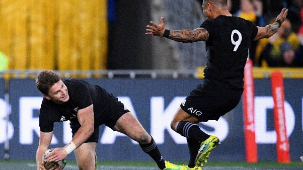 Rugby Championship, bene gli All Blacks