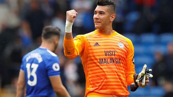 Newcastle's Kenedy has last-minute penalty saved in stalemate