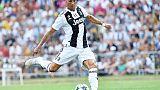 Chievo-Juve, Cristiano Ronaldo dal 1'